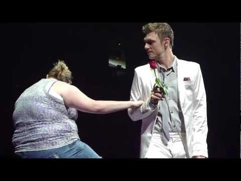 NKOTBSB - Nick Carter *I'll Never Break your Heart* Pittsburgh 6/15/11 Mp3