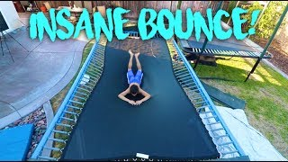 BEST TRAMPOLINE EVER!!