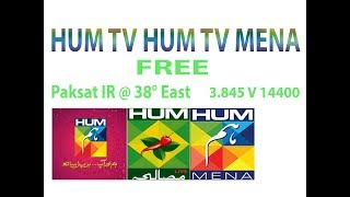 Hum Tv Live Hum Tv On Paksat