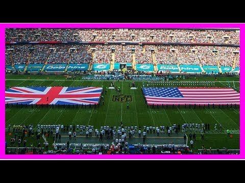 Nfl releases schedule for 2018 games in london