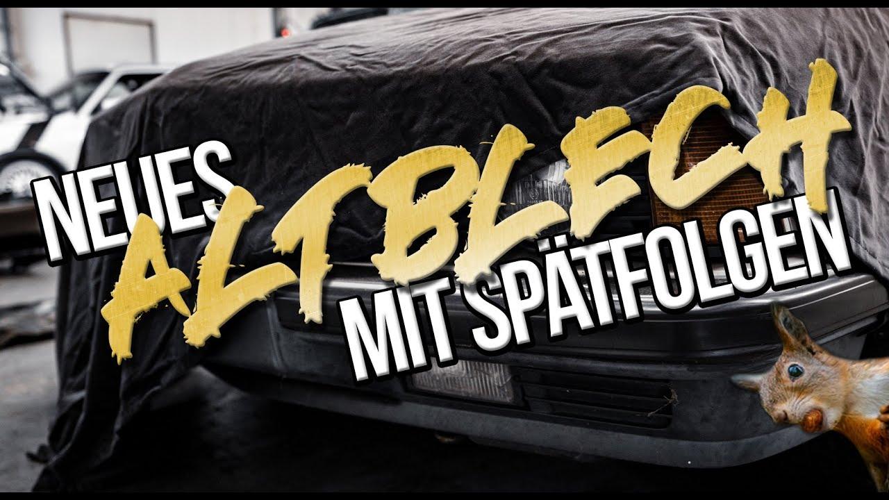 HOWDEEP // NEUES ALTBLECH MIT SPÄTFOLGEN // BMW 7ER E23