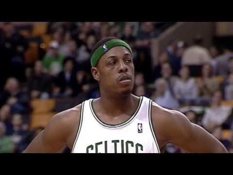 Paul Pierce in NBA Street Ankle Breakers