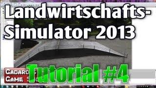LS13 Tutorial #04 Giants Editor Gebäude einfügen und anpassen Landwirtschafts Simulator 2013