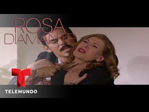 Rosa Diamante   Capítulo 67   Telemundo