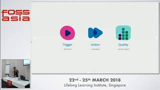 Animation in DOM - FOSSASIA 2018