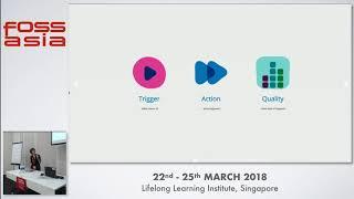Animation in DOM - Keya Desai- FOSSASIA 2018