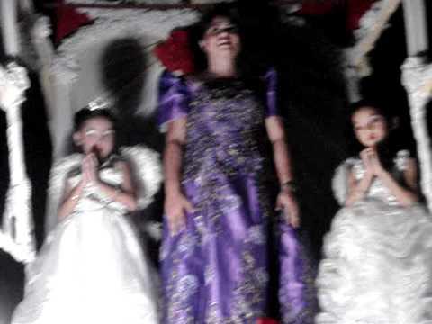 Liezl Ortega Flores de Mayo 2012 Luwa Sitio Puntod Balayan Batangas.MPG