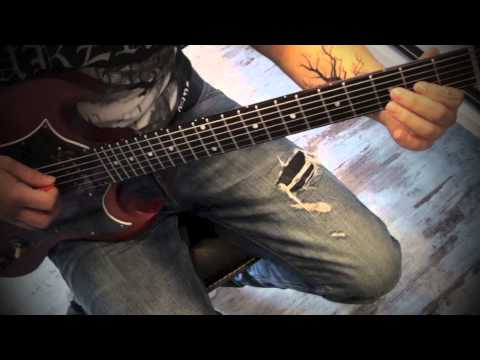 The faceless - Accelerated Evolution Guitar Contest