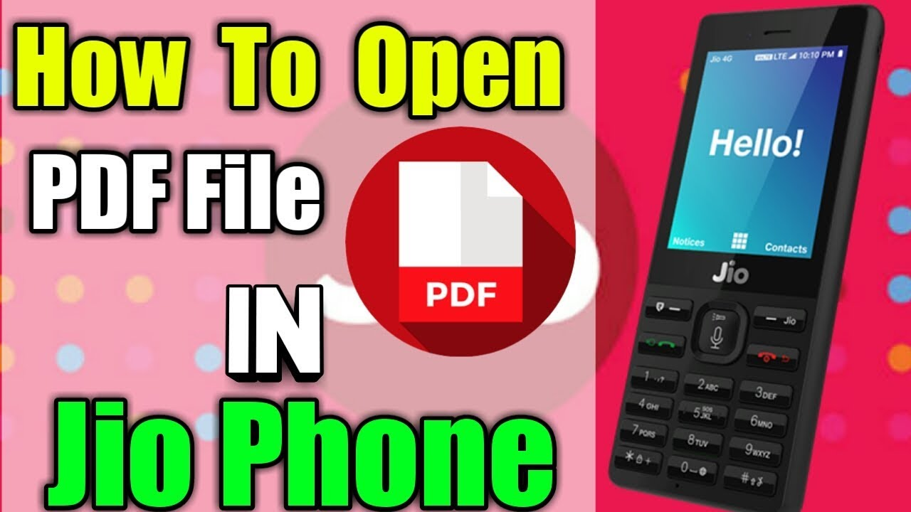 how to open pdf file in windows phone
