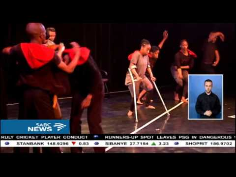 Physically challenged youth breaking new ground through dance