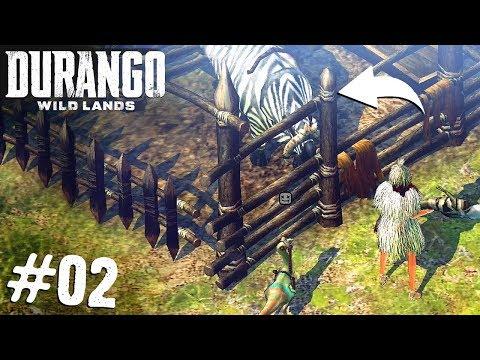 TAMING OUR FIRST DINOSAUR! | Durango: Wild Lands (Part 2 - Dino Taming & Islands)