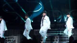 Backstreet Boys: All I have to Give August 3 (St. Louis) In a World Like This Tour