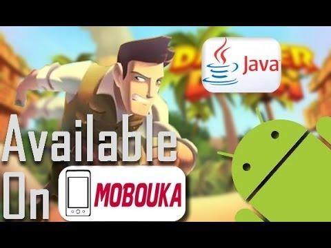 Danger Dash Android/Java/iOS Gameplay & Download