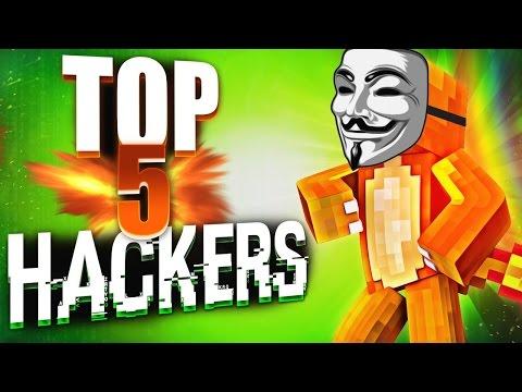 El HACKER MÁS VELOZ de MINECRAFT  | TOP 5 HACKERS de MINECRAFT