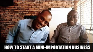 Gambar cover Patrick Ogidi reveals How to start a Mini Importation Business in Nigeria  - SBN TV Episode 5