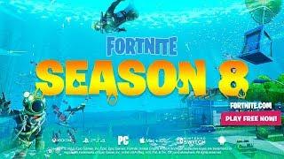 DIE NEUE SEASON 8 IN FORTNITE!☠️ | Erster & zweiter Season 8 Teaser | Fortnite Battle Royale