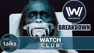 Westworld Season 2 Episode 8 BREAKDOWN - WatchClub
