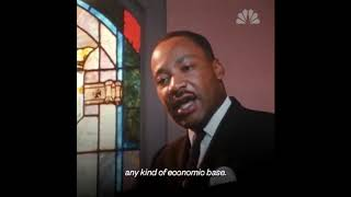 Martin Luther King Jr. Explains Eloquently The Roots Of White Privilege