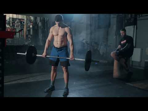 NUTREND CROSSFIT TIME part 1