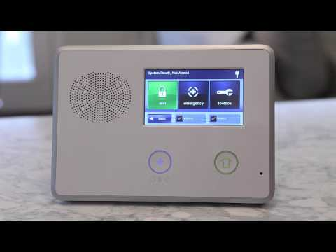 Chime Settings: TYM Homes 2GIG Home Security