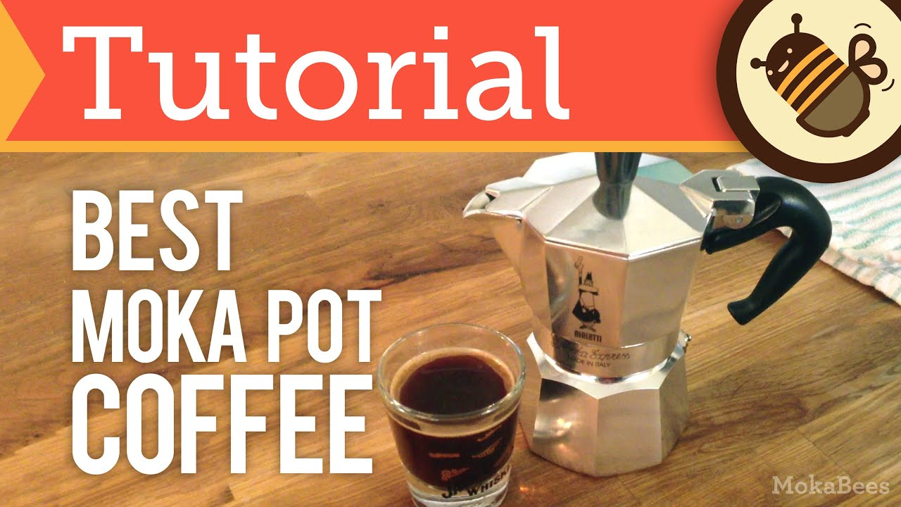 Coffee Maker How To Make : How to Make Moka Pot Coffee & Espresso - The BEST Way (Tutorial) - YouTube