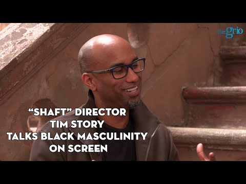 'Shaft' Movie | Director Tim Story Discusses Black Masculinity On-Screen