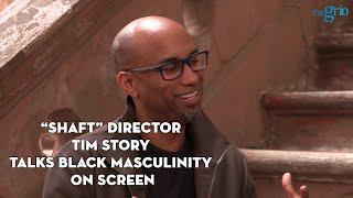 """SHAFT"" director Tim Story talks representing Black masculinity on screen"