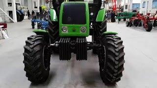 Трактор КИЙ-14102 (МТЗ)(Трактор КИЙ-14102 (МТЗ) https://youtu.be/QoM2np7dVc8 Трактор КИЙ-14102 – универсальный трактор класса 1.4 тс. (14 кН), стал продол..., 2015-12-05T16:12:18.000Z)