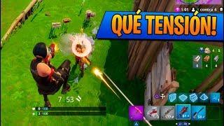 50 vs 50 MÁXIMA TENSIÓN!! | FORTNITE: Battle Royale