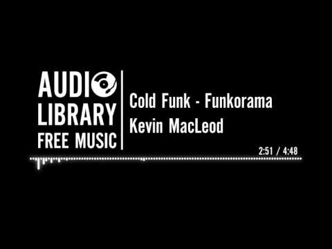 Cold Funk - Kevin MacLeod