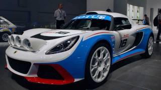 Lotus Exige R-GT 2012 Videos