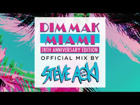 Steve Aoki - Official Miami Mix (Audio) l Dim Mak Records