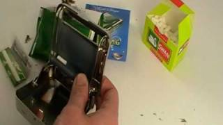 Zig Zag Automatic Cigarette Rolling Machine