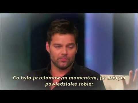 Ricky Martin -- show Oprah'y Winfrey (po polsku)
