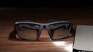 Apple Glass,iGlasses, smart glasses from Apple
