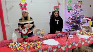 Świąteczny Kiermasz na miejskim targowisku
