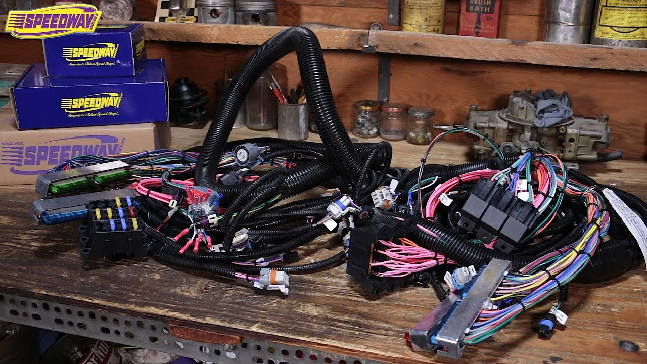 speedway tech talk ls wired youtube rh youtube com
