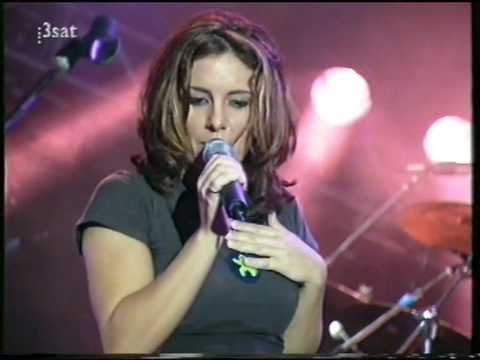 Soraya calm before the storm - Germany 1997