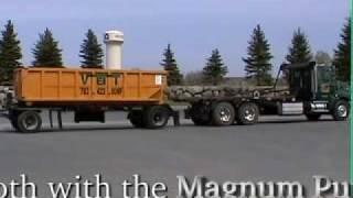 Roll-Off Trailer Demo - Lake Region Trailers