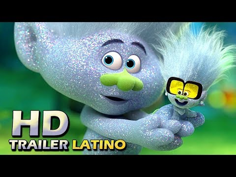 Trolls 2: World Tour Trailer Oficial Español Latino (2020)