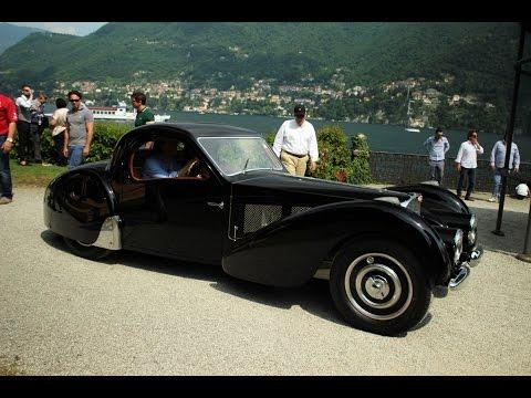 $9 Million 1937 Bugatti Type 57 SC Atalante - Concorso d'Eleganza Villa d'Este