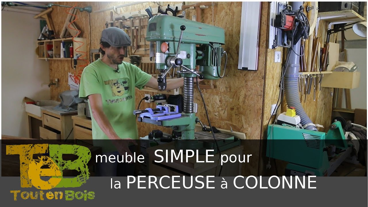 Fabrication De Meuble En Bois Maison Design Bahbe Com # Fabrication Meuble Simple