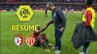 Video LOSC - AS Monaco (0-4)  - Résumé - (LOSC - ASM) / 2017-18 download MP3, 3GP, MP4, WEBM, AVI, FLV Oktober 2017