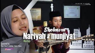 Medley Sholawat Nariyah dan Munjiyat (Versi Pondok Darul Ulum Jombang) Voc. Dewi Hajar ft. Sulthon