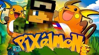 "Crew Pixelmon! - ""A Bigger Pikachu!"" - Part 5 (Minecraft Pokemon Mod!)"