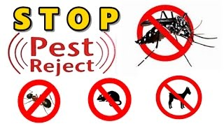 Bunyi untuk menakutkan tikus, anjing, nyamuk, pepijat Mp3