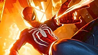 SPIDERMAN PS4 Story Cinematic Trailer (SDCC 2018)
