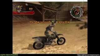 XQEMU Xbox Emulator - Crusty Demons Ingame!