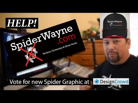Help Me Pick A New Spider Graphic at DesignCrowd.com