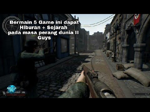 5 Game Perang Dunia II Terpopuler Yang Dapat Kalian Mainkan